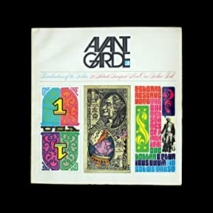 Avant-Garde issue 3 may 1968