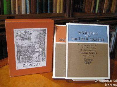 Märchen Der Brüder Grimm In Zwei Bänden