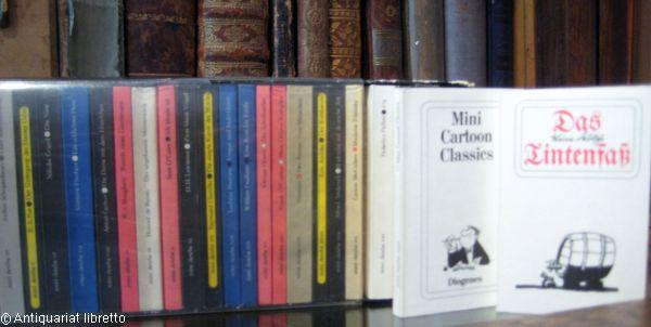 Die Diogenes mini Bibliothek der Weltliteratur. XXV
