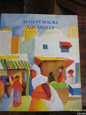 August Macke. Aquarelle. Werkverzeichnis.: Heiderich, Ursula: