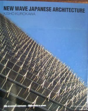New Wave Japanese Architecture.