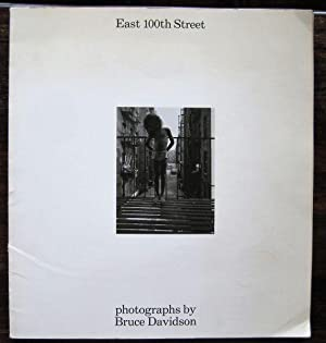 East 100th Street. Photographs by Bruce Davidson.
