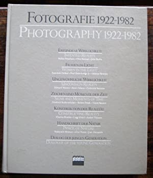 Fotografie 1922 - 1982. Photography 1922 - 1982.