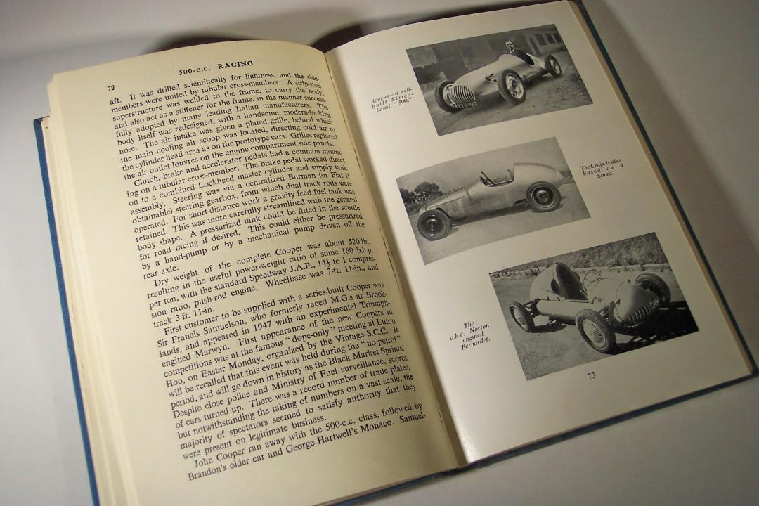 500cc Racing: Gregor Grant