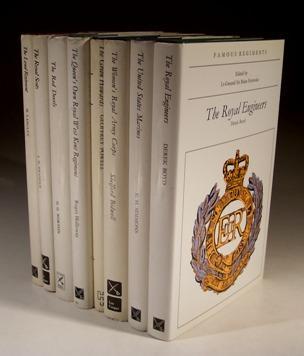 Famous Regiments Series - 65 Titles Lt.General Sir Brian Horrocks (Editor)