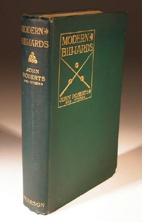 Modern Billiards: John Roberts and