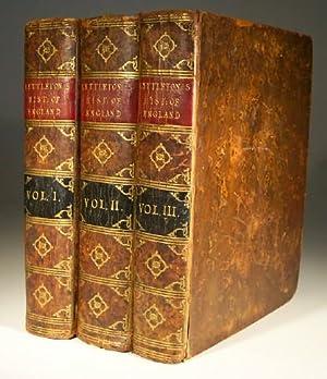 The History of England - in Three: George Courtney Lyttleton