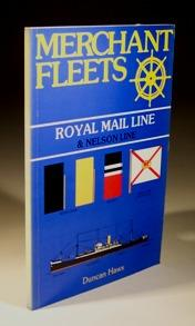 Merchant Fleets No.5 - Royal Mail Line: Duncan Haws