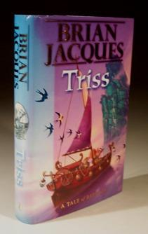 Triss - a Tale of Redwall: Brian Jacques