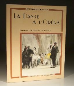 La Danse a L'Opera: Emmanuel Bourcier