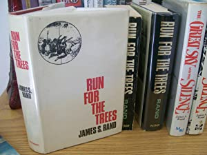 6 BOOKS -- Run for the Trees (1st UK edition), Run for the Trees (1st US edition), Run for the ...