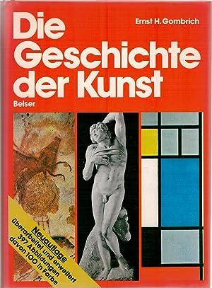 Die Geschichte der Kunst: Gombrich, Ernst H.