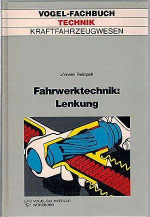 Fahrwerktechnik: Lenkung: Reimpell, Jörnsen
