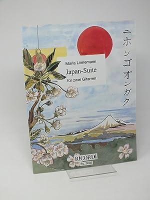 Japan-Suite für 2 Gitarren (Sy. 2602): Linnemann, Maria