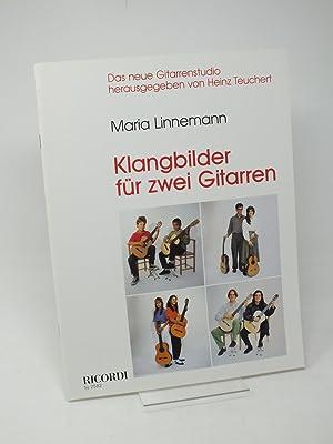 Klangbilder für 2 Gitarren (Sy. 2582): Linnemann, Maria Catharina