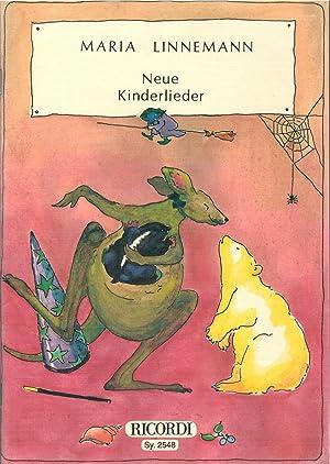 Neue Kinderlieder: Linnemann, Maria