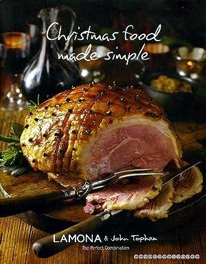 CHRISTMAS FOOD MADE SIMPLE: Topham, John