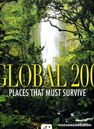 Global 200: Places That Must Survive: Giordano, Simona