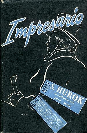 Impresario - a memoir: Hurok, S