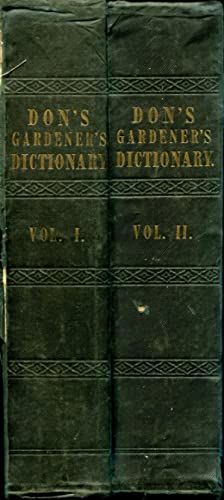 A General History of the Dichlamydeous Plants,: Don, George