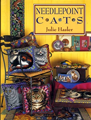 Needlepoint Cats: Hasler, Julie