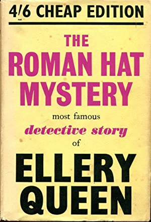 The Roman Hat Mystery - a problem: Queen, Ellery