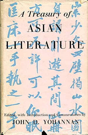 A Treasury Of Asian Literature