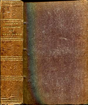 A Doctionary of the Holy Bible: Brown, Rev. John
