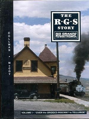 The R.G.S. Story Rio Grande Southern : Collman, Russ &