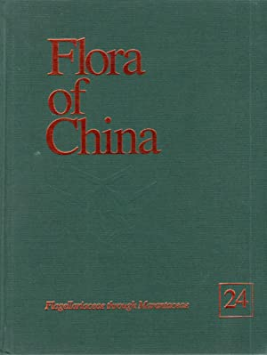 Flora of China, Text, Volume 24 Flagellariaceae: Zhengyi, Wu &