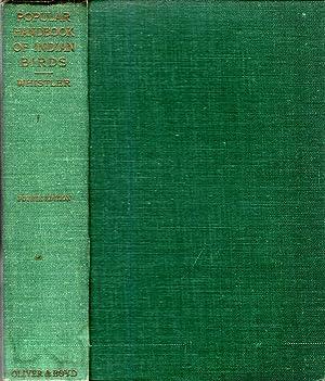 Popular Handbook of Indian Birds: Whistler, Hugh &