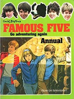 Enid Blyton's Famous Five Go Adventuring Again: Blyton, Enid