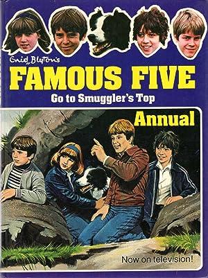 Enid Blyton's Famous Five Go To Smugglers: Blyton, Enid