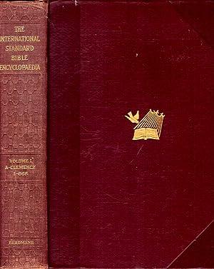 The International Bible Encyclopaedia (five volumes complete): Orr, James (General