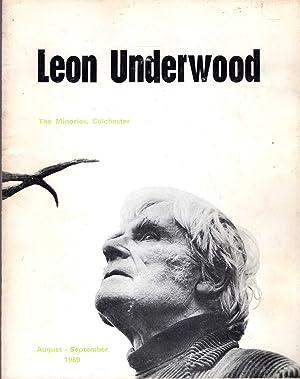 Leon Underwood a retrospective exhibition August -: Exhibition Catalogue
