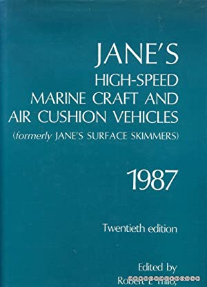 JANE'S HIGH-SPEED MARINE CRAFT AND AIR CUSHION: Trillo, Robert L