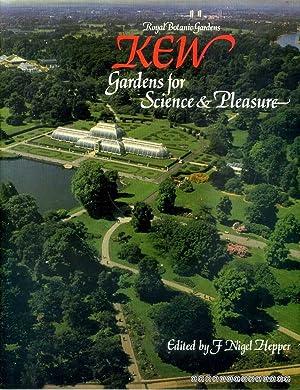 Royal Botanic Gardens Kew - Gardens for: Hepper, F Nigel