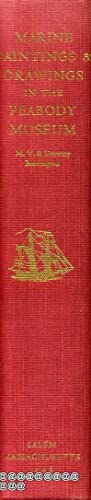 THE MARINE PAINTINGS AND DRAWINGS IN THE: Brewington, M V