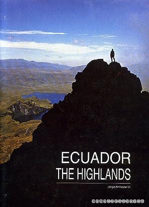 ECUADOR - THE HIGHLANDS: Anhalzer, Jorge (translated