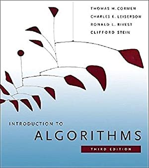 Introduction to Algorithms (EDN 3): Clifford Stein,Ronald L.