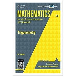 Mathematics For Joint Entrance Examination JEE (Advanced): Ghanshyam Tewani