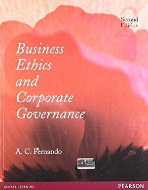 Business Ethics and Corporate Governance (EDN 2): Fernando