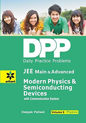 Daily Practice Problems (Dpp) For JEE Main: Deepak Paliwal