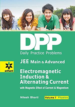 Daily Practice Problems (Dpp) For JEE Main: Nitesh Bharti