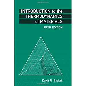 Introduction To The Thermodynamics Of Materials (EDN: GASKELL