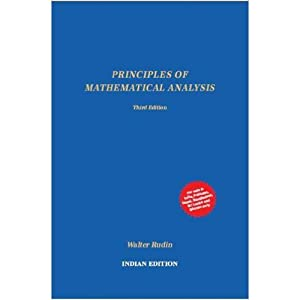 Principles of Mathematical Analysis (EDN 3): Walter Rudin