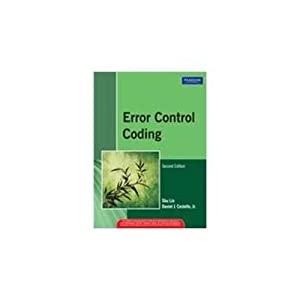 Error Control Coding (EDN 2): Shu Lin, Daniel
