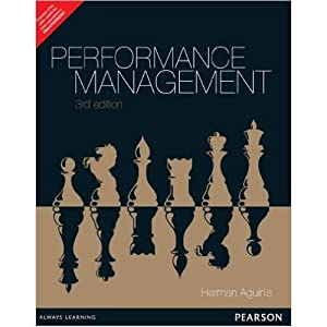Performance Management (EDN 3): Herman Aguinis