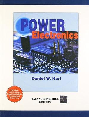 Power Electronics (EDN 1): Daniel W. Hart