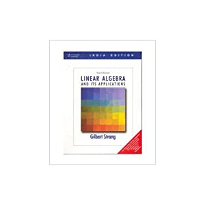 Linear Algebra and Its Applications (EDN 4): Gilbert Strang